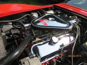 427 Engine 1969