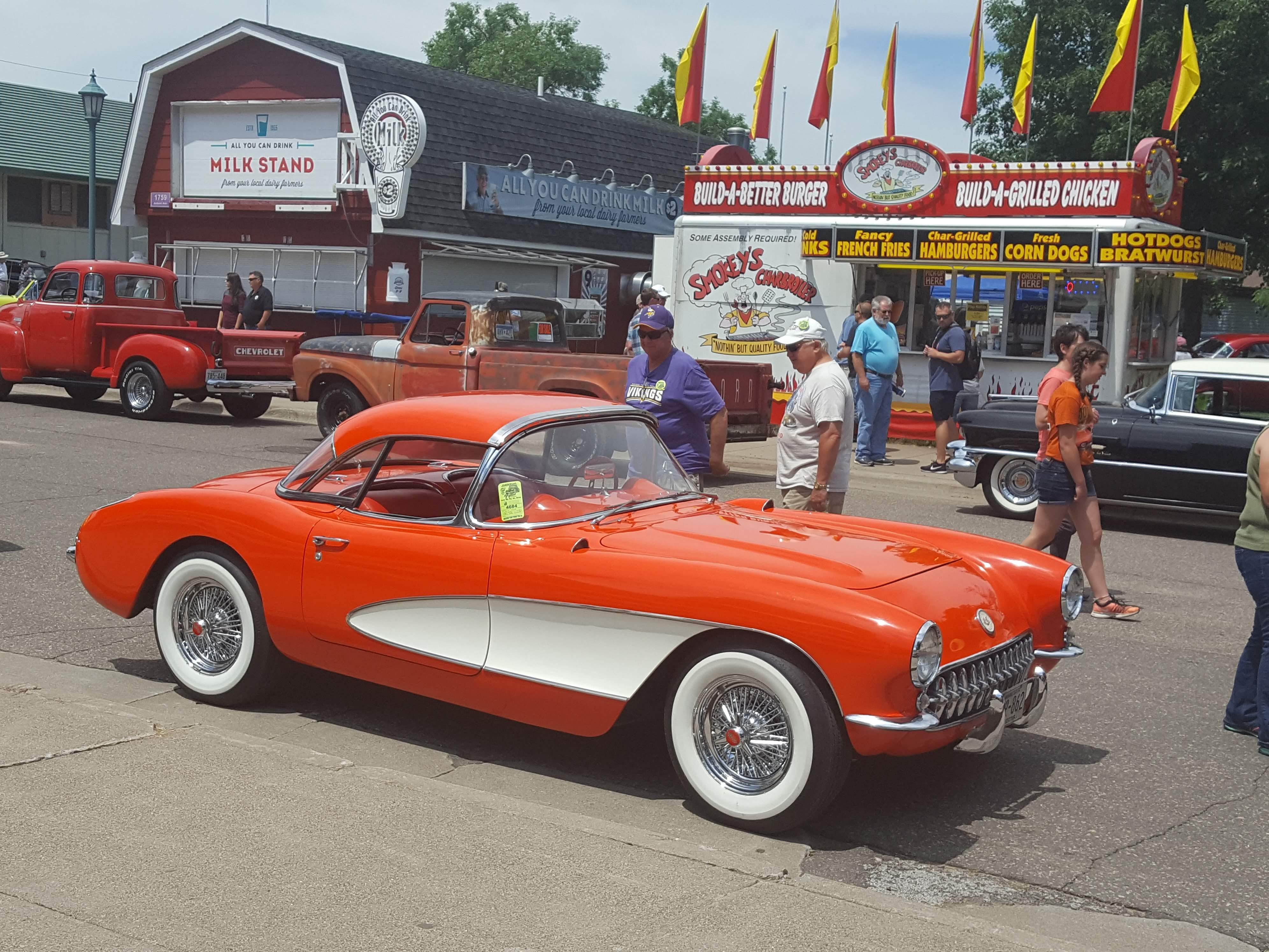 Dave Mack Corvette